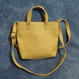 Medium Tan Shoulder Bag